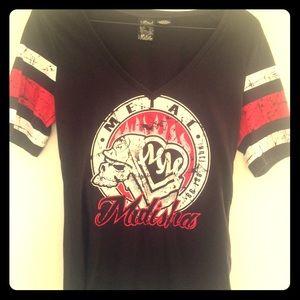 Metal Mulisha V-neck shirt