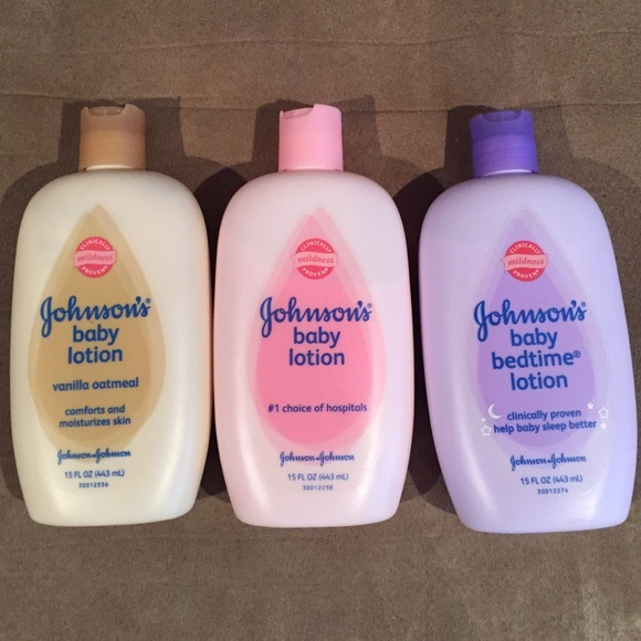 Johnson Johnson Other Johnsons Baby Lotion Bundle Poshmark