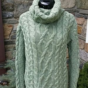 Listing not available inis crafts sweaters from lisa 39 s for Inis crafts ireland sweater