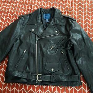Jackets & Blazers - Mens motorcycle jacket