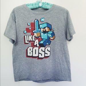 BOGO!! Minecraft Graphic Tee