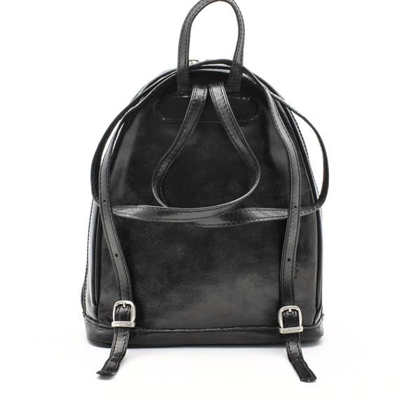 Tony Perotti Bags - Tony Perotti Italian Leather Zip-Around  Backpack