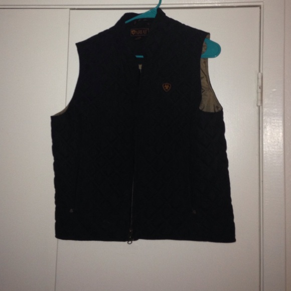 68 Off Ariat Jackets Amp Blazers Ariat Lightly Padded And