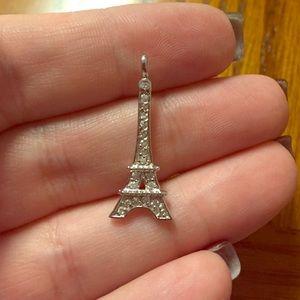Jewelry - Sterling Silver Eiffel Tower Pendant