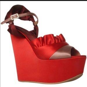 Kurt Geiger Shoes - Kurt Geiger Satin Sandals