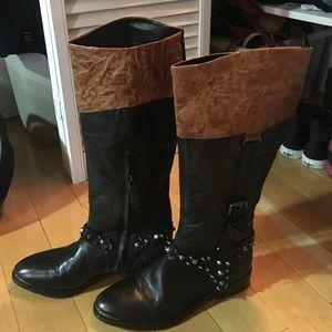 SAM EDELMAN Boots 8.5 Almost Brand New!