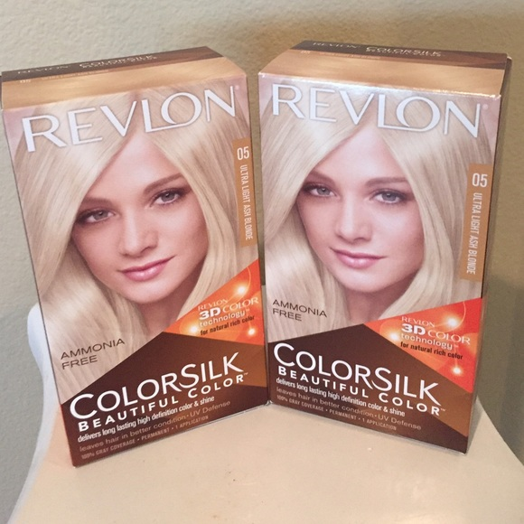 Opinion Revlon colorsilk light ash blonde pity