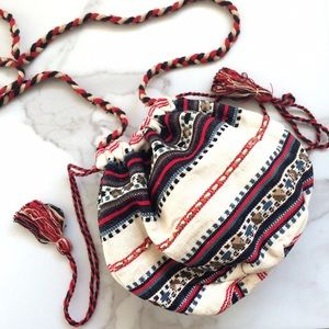 NEW Desert gypsy puff crossbody