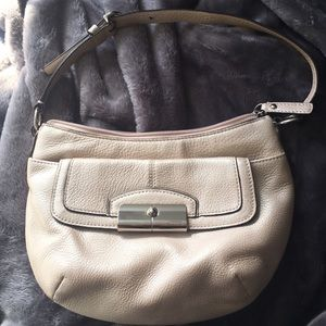 COACH authentic Kristin leather bag