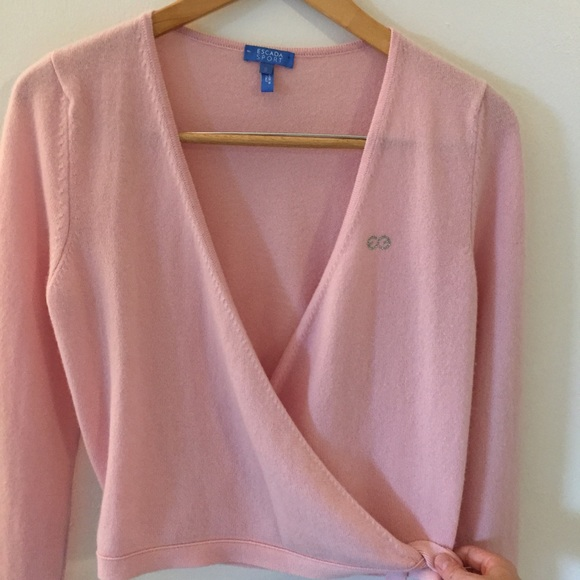 c34365d538 Escada Sweaters - Escada Sport 100% cashmere sweater
