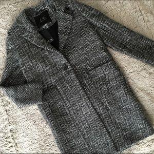 Zac Posen Jackets & Blazers - ▪️HP 11/5▪️NWT- Zac Posen Boyfriend Coat