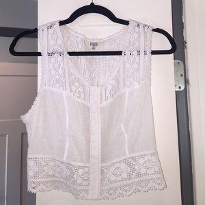 BB Dakota lace top
