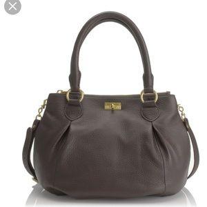 J crew mini brompton hobo bag
