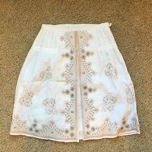 Anne carson  Dresses & Skirts - Ann Carson linen skirt!