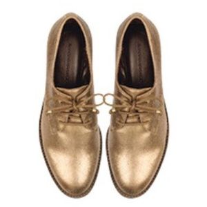 ✨HP 10/23✨ BR Hector Oxfords in New Bronze