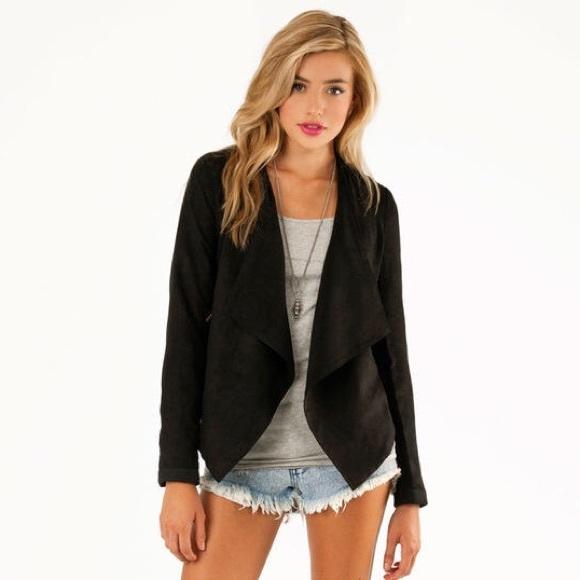 products draped drapes fullsizerender hazel llc jacket suede lane