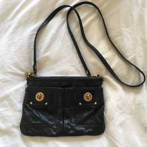 Marc by Marc Jacobs Patent Leather Crossbody Bag