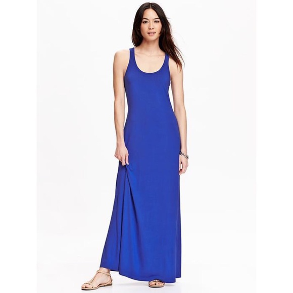 Jersey maxi dress old navy