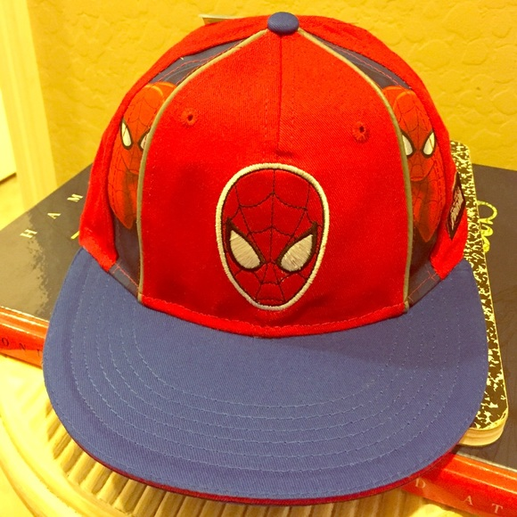 Berkshire Fashions Other - 😝HP🙃 1 LEFT! Marvel Ultimate Spider-Man Cap 31cb7206879f