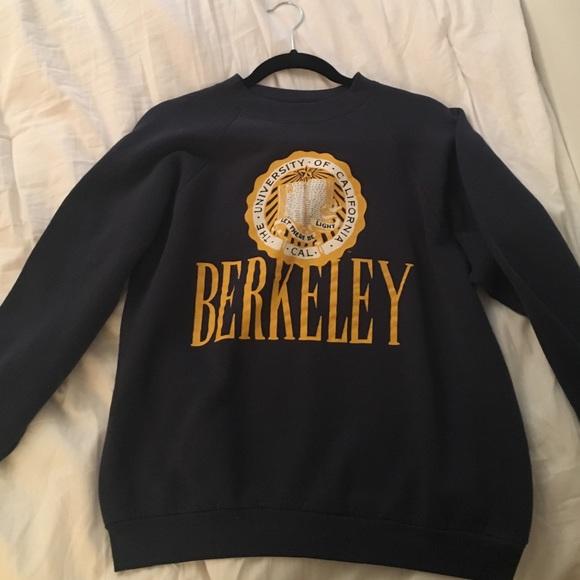 vintage sweatshirt  Vintage Barkely sweatshirt  Carlifornia Sweatshirt  Large Size On Sale!