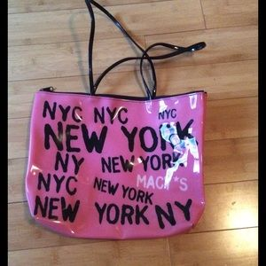 Macy's Handbags - NYC Bag