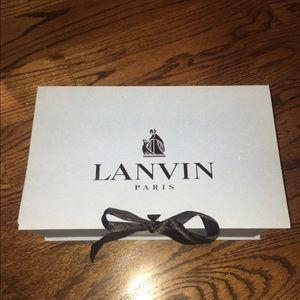 Lanvin Shoes - Lanvin Flats. Authentic