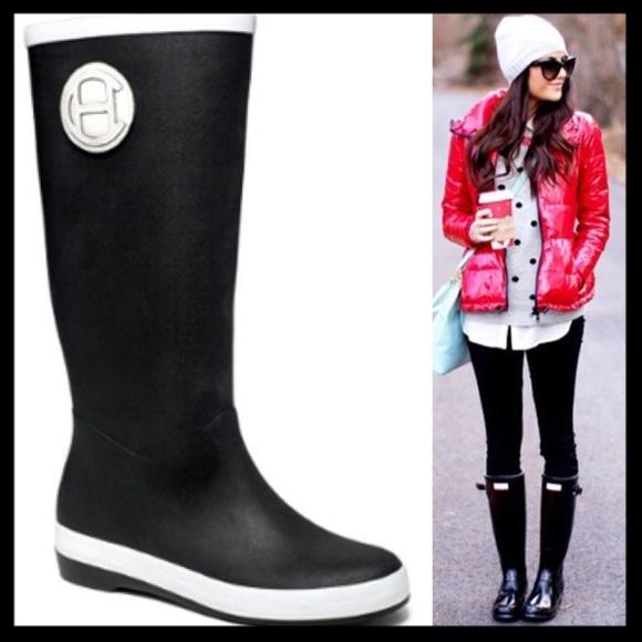 Cole Haan Devyn Nike Air Rain Boots