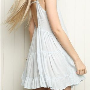 547ef238060 ... Brandy Melville Blue Jada Dress ...