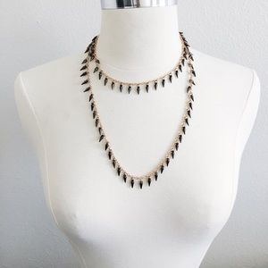 Marc by Marc Jacobs Jewelry - Marc Jacobs Spiked Long Necklace