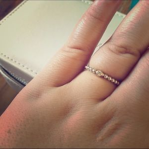 ffac4edef Evening Star Ring, Diamond Pandora Jewelry - Pandora Evening Star Diamond  Ring ...