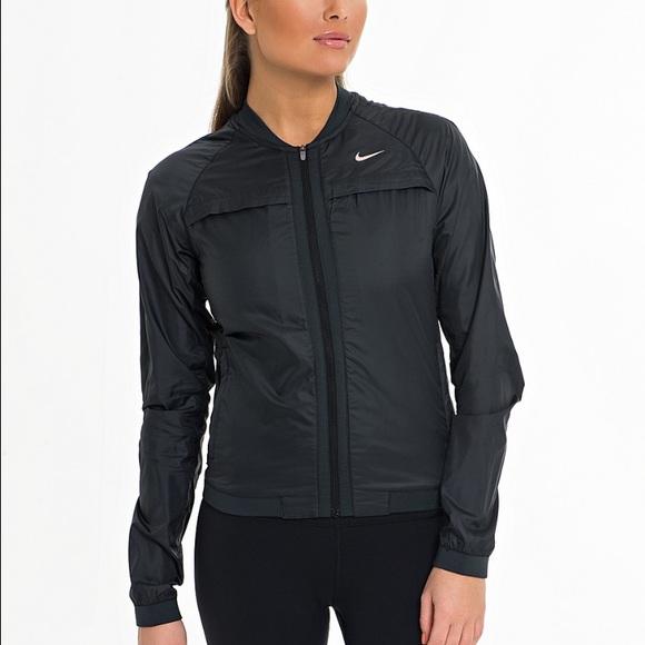 9a640d9e752b Nike Sphere Bomber Women s Running Jacket LIKE NEW.  M 57d5e46d2de51207b600a8c7