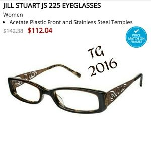 Jill Stuart Accessories - Jill Stuart JS225 Eye Glasses EUC