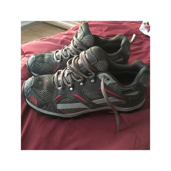 f63d27282 Women north face vibram gore-tex hiking shoes