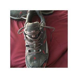 77ab0b3d1 Women north face vibram gore-tex hiking shoes