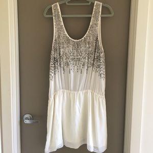 Joie Beaded Tank Dress