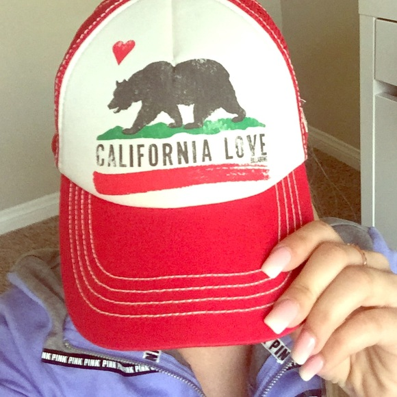 Billabong Accessories - Billabong California Love Trucker Hat- Red 424f68869a1