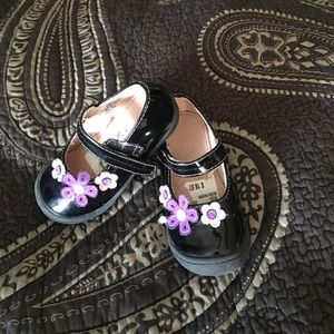 Nordstrom Baby Other - Toddler girl black patent Mary Janes
