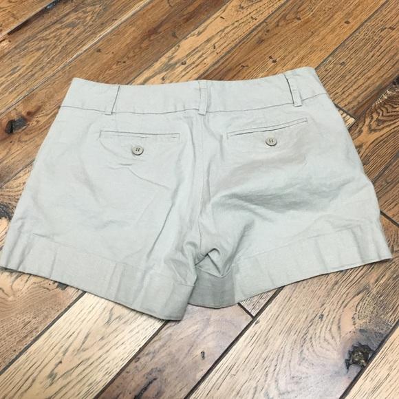 New York & Company Shorts - Tan / Gold Shorts