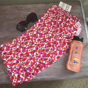 NWT floral SWIMSKIRT in Large