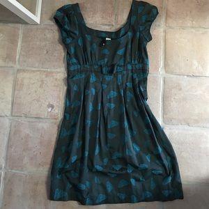 H&M dress, adorable babydoll dress.