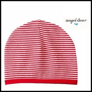 Angel Dear Other - ANGEL DEAR Striped Beanie Hat