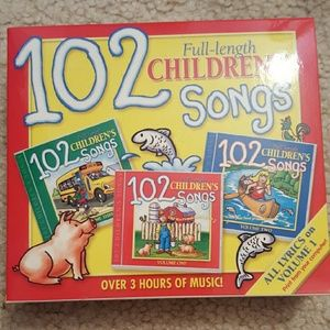 Other - CDs of kid songs