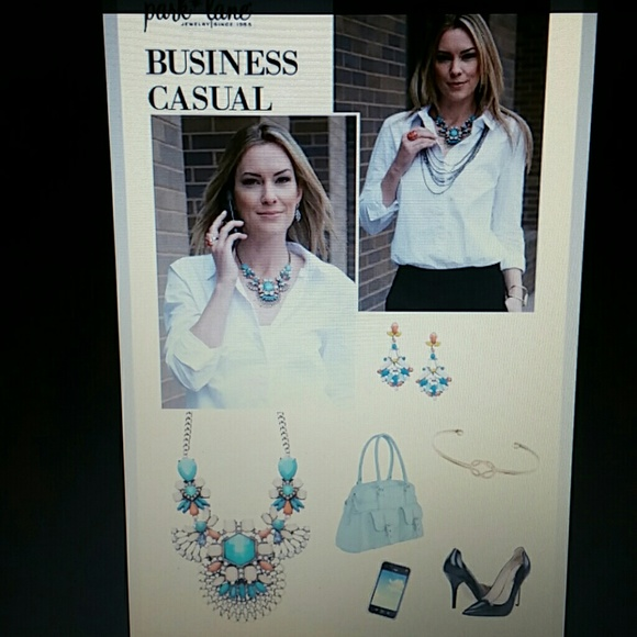 357c2aeffcd Jewelry Ensemble - Business Casual