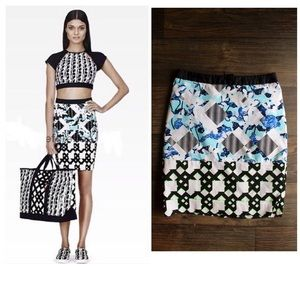 Peter Pilotto for Target skirt (look no. 4)