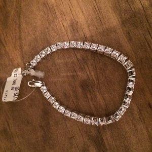 Jewelry - NWT Cubic Zirconia Bracelet