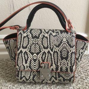 Zara Handbags - Zara Snake Mini Bag
