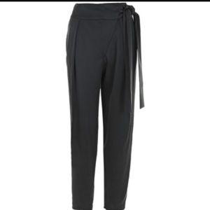 Tibi sand washed silk pants, size 6, NWT