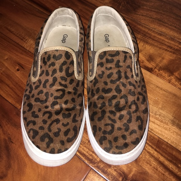 big discount ever popular clearance sale Gap Kids Animal Print Cheetah Leopard Sneakers 5