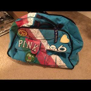 Handbags - PINK luggage