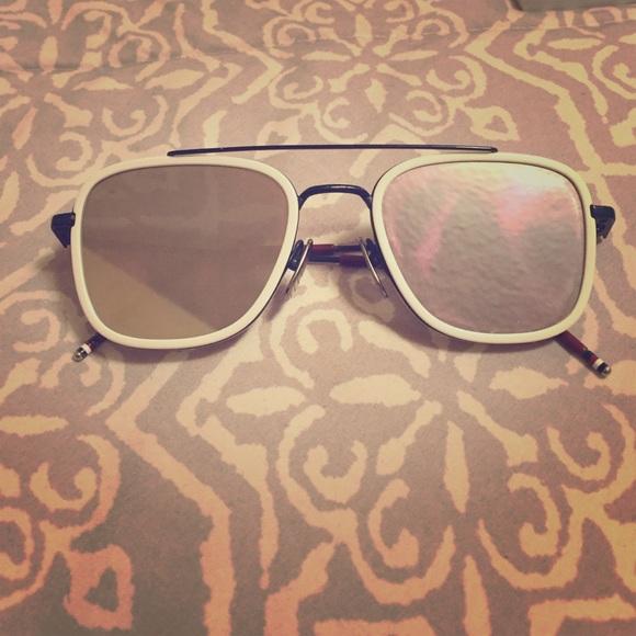 5114083dd995 THOM BROWNE Glasses. M 57d6125e13302a51fa013657